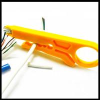 Alat Kupas Kabel Putar Wire Stripper Listrik Telepon UTP