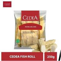 CEDEA FISH ROLL FROZEN FOOD 250 GRAM - OTAK-OTAK OLAHAN IKAN