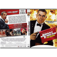 Kaset DVD Film: Johnny English Reborn (2011)