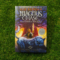 MAGNUS CHASE #1 : THE SWORD OF SUMMER (ENGLISH)