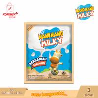 Nano Nano Milky Cookies&Cream 3 sachet (@isi 6 butir)
