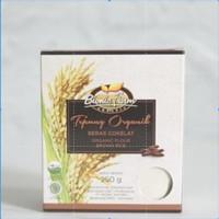 Bionic Farm Tepung Organik Beras Cokelat 250 gr / Tepung Beras