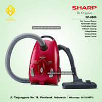 Sharp Vacuum Cleaner Vakum Penghisap Debu Low Watt - EC-8305 / EC 8305