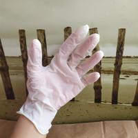 sarung tangan latex isi 50 pasang