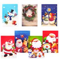 Scoop Kartu Ucapan Natal 3D 60342100