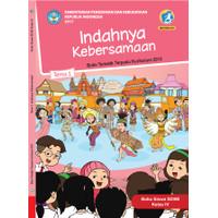Buku siswa kelas 4 SD-MI Tema 1 Indahnya kebersamaan