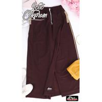 Baju Olahraga Rok Celana Rickyrieez Kaos Lotto Coklat Pramuka Cokpram