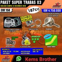 SUPER TRABAS CRF BRT 03 187CC FREE VELOCITY BANANA