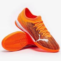 Sepatu Futsal Puma Ultra 3.1 Orange