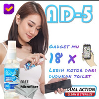 Disinfectant Gadget Cleaner AD-5