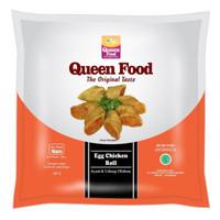 Queen Food Egg Chiken Roll 350g 25