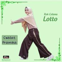 Baju Olahraga Rok Celana Rickyrieez Kaos Training Lotto Coklat Pramuka