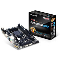 MOTHERBOARD GIGABYTE GA-F2A68HM-DS2 AMD AG68