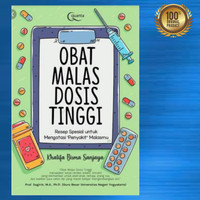 Buku Obat Malas Dosis Tinggi - Resep Special Untuk Mengatasi Malasmu
