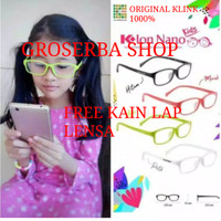 Kacamata K ION NANO ANAK - Kacamata K-ION NANO KIDS ORIGINAL 100%