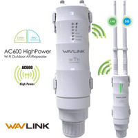 Wavlink AC600 HighPower Wi-Fi Outdoor AP/Repeater