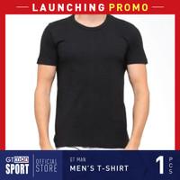 Kaos Dalam Pria GT Man SPTS-NEW(B) Isi 1 Pcs – Men T-Shirt Innerwear