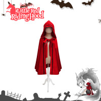 Halloween Red Riding Hood Cape by Doolittle