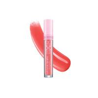 Moko Moko Lush Syrup Lip Gloss - Peach Pink