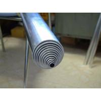 Pipa Aluminium tebal 1,2 mm panjang 150cm ALKAN Bahan Antena rig ht