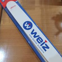 Bar Baja Laser Gergaji Potong Pohon Kayu Chainsaw 24 inch WEIZ