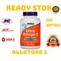 Now foods Ultra Omega 3 500 EPA/250 DHA isi 180 softgel
