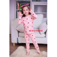 Piyama Anak Impor Strawberry And Hello Kitty