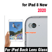 "Soft Tempered Glass Back Camera Kamera Lens - Apple iPad 8 10.2"" 2020"