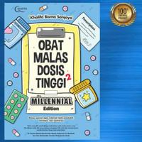 Buku Obat Malas Dosis Tinggi Millenials Edition