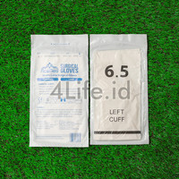 Acamed Surgical Gloves / Sterile Gloves / Sarung Tangan Steril