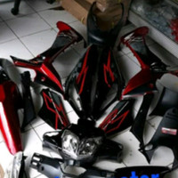full body supra x 125 2007 sd 2012