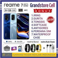 REALME 7 PRO RAM 8/128 GB GARANSI RESMI REALME INDONESIA
