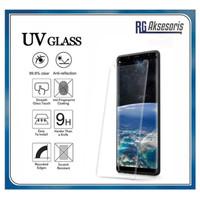 TEMPERED GLASS Curve UV NANO LIQUID Full Glue SAMSUNG S8,S8 PLUS,S9