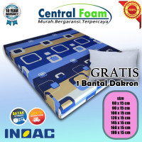 Kasur Busa INOAC Tebal 15cm Central Foam Asli ORIGINAL
