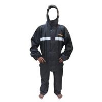 Jas Hujan Axio Karet AX-663 AX663 663 ORIGINAL Jaket Celana FULL KARET