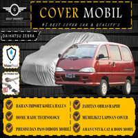 Selimut Sarung Body Cover Mobil Daihatsu Zebra Free pengikat ban