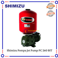 Pompa Air Jetpump Shimizu PC 260 BIT Plus Tabung