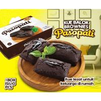 Kue Balok Brownies Pasopati isi 10pcs