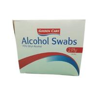 GOLDEN CARE Tissue Alkohol pads | Tissue alkohol Bagus