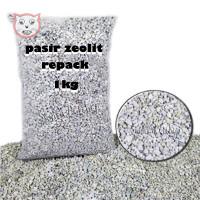 Pasir Kucing Anjing Aquascap Zeolit 03 [Re-pack 1kg]