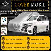 Selimut Sarung Body Cover Mobil Nissan Elgrand Free pengikat ban