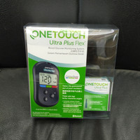Alat onetouch Ultra Plus Flex + 50 strip onetouch ultra plus
