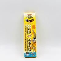 Pensil / Pencil 2B Joyko Animal Kingdom Fancy P-101 / P 101