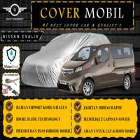 Selimut Sarung Body Cover Mobil Nissan Evalia Free pengikat ban