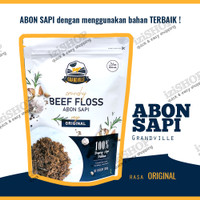 Abon Sapi Renyah Crunchy GRANDVILLE - Original