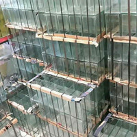 soliter kaca uk.15x10x10 aqurium/akuarium mini