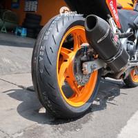 BRIDGESTONE Battlax S 22 S22 All Size Ban Ninja R25 R6 Ducati CBR KTM