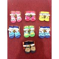 Skidders / Sepatu Bayi Anti Slip / Skidder Bayi Boneka