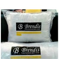 Bantal dan Guling silicon Brendis kualitas premium