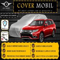 Selimut Sarung Body Cover Mobil Mitsubishi Outlander Free pengikat ban